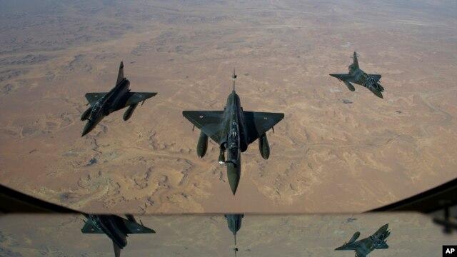 Francuske vazduhoplovne snage