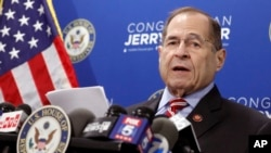 U.S. Rep. Jerrold Nadler, D-NY, Chairman of the House Judiciary Committee.