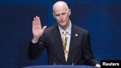 Gubernur Florida, Rick Scott (Foto: dok).