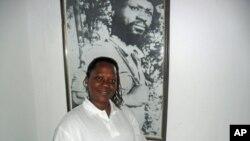 Ornila Machel, filha de Samora Machel