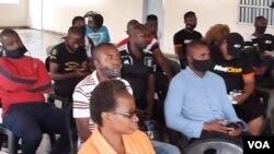 Intathelizindaba ebezithe gwaqa eHarare kuxoxwa ngeomthetho weMedia Practitioners' Bill