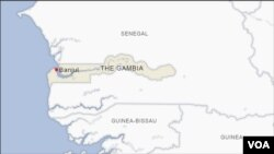 Gambiya kw'ikarata