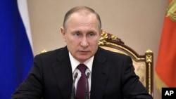 Serokê Rûsya Vladimir Putin