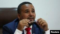 Obbo Jawaar Mohammed (suuraa faayilii)