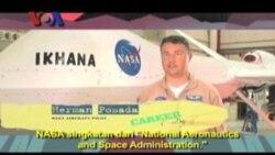 Karir Sebagai Pilot NASA