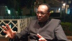 Anicet Georges Dologuélé sur VOA Afrique