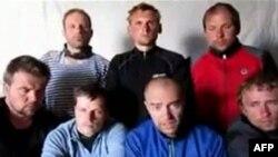 Эстонские туристы, похищенные в Ливане