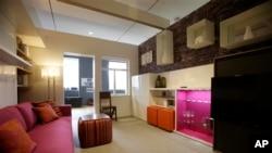 New York tiny apartments