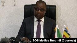 Ezechiel Nibigira, mushikiranganji ajejwe urwaruka mu Burundi