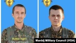 YPG Volunteers