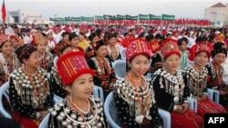 Dân sắc tộc Kachin ở Miến Ðiện