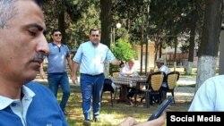 AXCP sədrinin müavini Fuad Qəhrəmanlı Masallı rayonunda polis nəzarətində