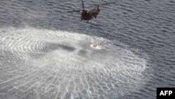 Máy bay trực thăng ngưng đổ nước xuống nhà máy điện vì nguy cơ phóng xạ đối với các phi công