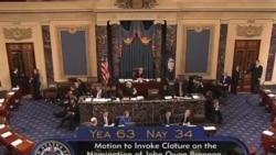 美國參議院批准布倫南出任中央情報局局長