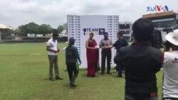 پاکستانی ویمن کرکٹ ٹیم کی سری لنکا میں جیت