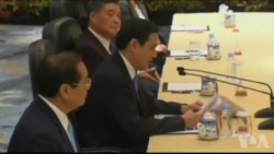 两岸领导人历史性会晤马英九讲话之三