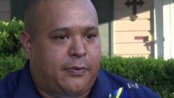 Slain Police Officer's Brother Speaks