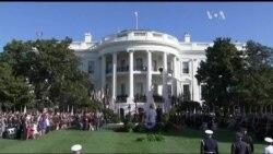 Папа Римський у Вашингтоні закликав допомагати біженцям. Відео