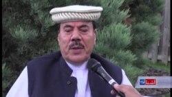 استاد شاه ولي افغان سره مرکه