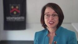 Zorica Pantić: Uspešna u SAD zbog dobrog obrazovanja u Srbiji