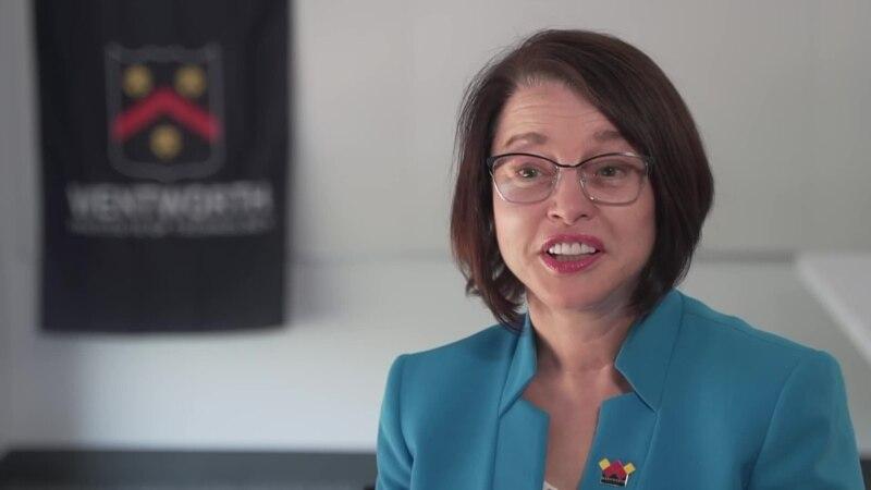 Zorica Pantić: Uspešna u SAD zbog dobrog obrazovanja u SAD