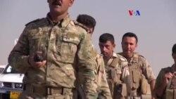 Os curdos que combatem o ISIL
