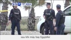 Không tặc EgyptAir bị bắt, con tin được phóng thích (VOA60)