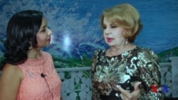 Muhabbat Shamayeva O'zbekistonda yana katta sahnada