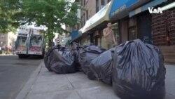 """纽约希望2030年实现""""零浪费"""""""