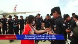 Trung Quốc sang Việt Nam truy quét tội phạm về nước