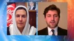 بي بي ګل غني: طالبان لا هم خلک او مسلمانان وژني