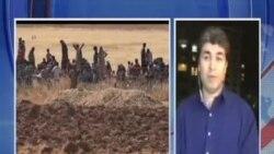 نظامیان آمریکایی از حضور نیروهای شیعه به پایگاه مشترک، جلوگیری کردند