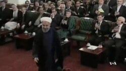 ديدار حسن روحانی از افغانستان