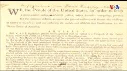 Amerika konstitusiyasına 11,000 dəfə düzəliş təklifi irəli sürülüb