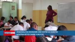 Venezuela'da Çocuklarını Okula Gönderemeyenlerin Sayısı Artıyor