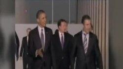 Pred početak summita lidera NATO-a u Walesu
