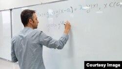 Nebojša Đurić - uspješan rezultat izazvao interesovanje studenata matematike