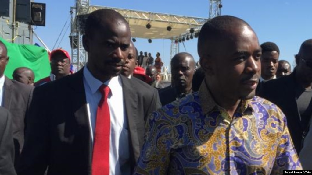 MDC: Zimbabwe Police Almost Gunned Down Chamisa in Marondera