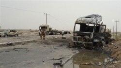 کشته شدن ۹ سرباز یمنی در انفجار انتحاری