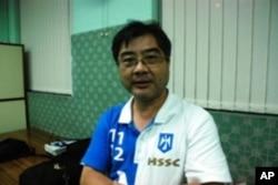 香港小學老師鄺國全
