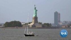 "VOA英语视频:纽约市新规定:禁止以侮辱态度称人""非法外国人"""