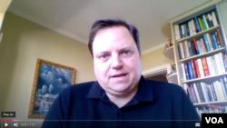 Андрій Гундер, президент Американської торгової палати в Україні