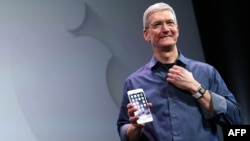 Apple CEO Tim Cook is upset that the European Union wants his company to pay a large tax bill in Ireland.