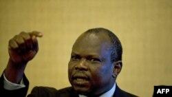 Mwakilishi mkuu wa Sudan Kusini Pagan Amum