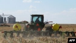 Американські фермери відмовляються від орання землі