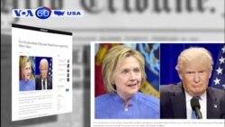 Danh sách những nhân vật của Đảng Cộng hòa ủng hộ Hillary Clinton (VOA 60)