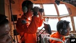 印尼飞机驾驶舱(资料照片)。