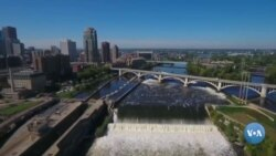 Amerikaga sayohat: Minneapolis