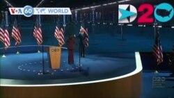 VOA國際60秒(粵語): 2020年8月20日
