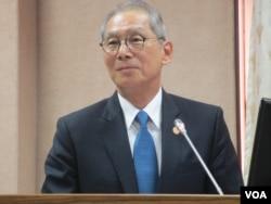 台湾驻美代表高硕泰